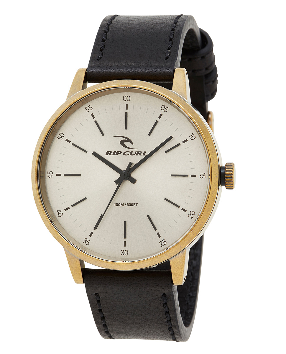 Drake Old Gold Leather Watch