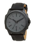 Mayhem Analogue Lthr Midn Watch