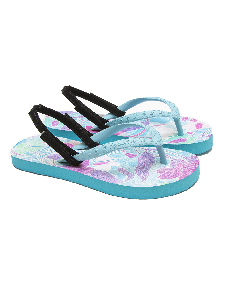 Mini Girl Summer Art Shoes