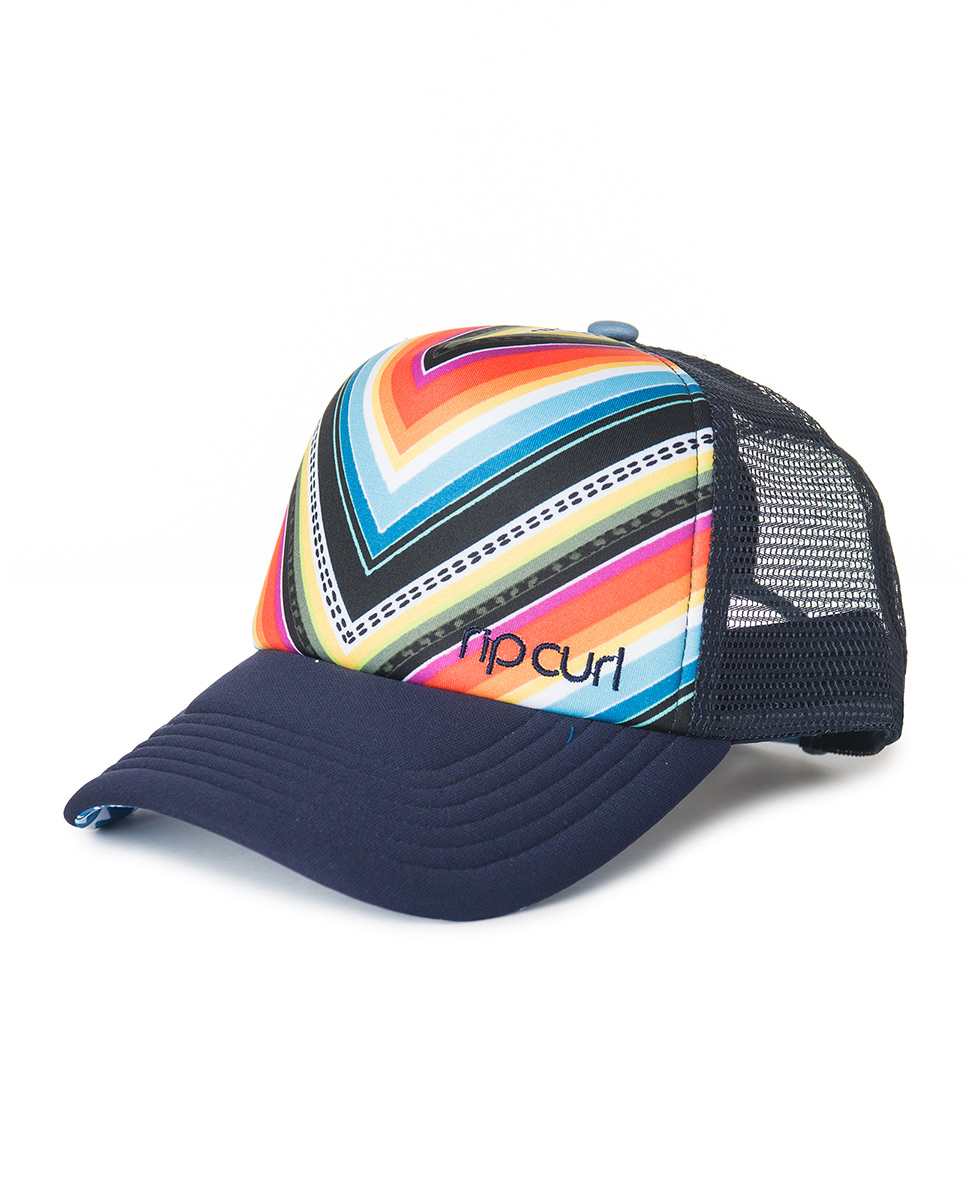 Combined Trucker Cap