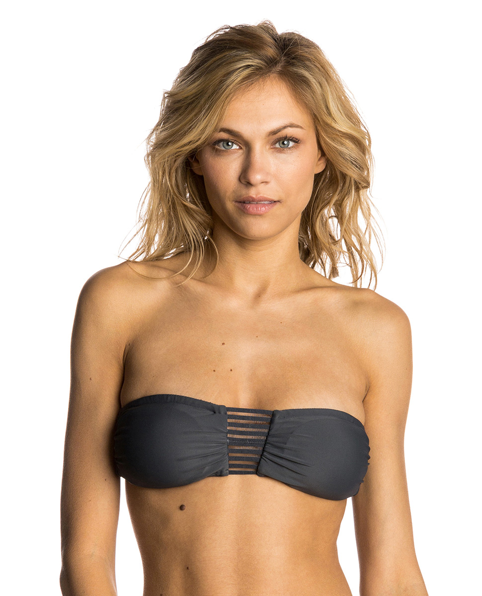 Illusion Bandeau Top