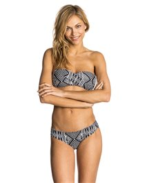 Black Sands Bandeau Set