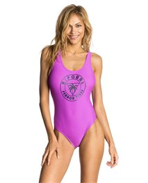 Classic Surf Logo One Piece