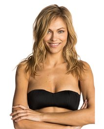 Classic Surf Pleated Bandeau