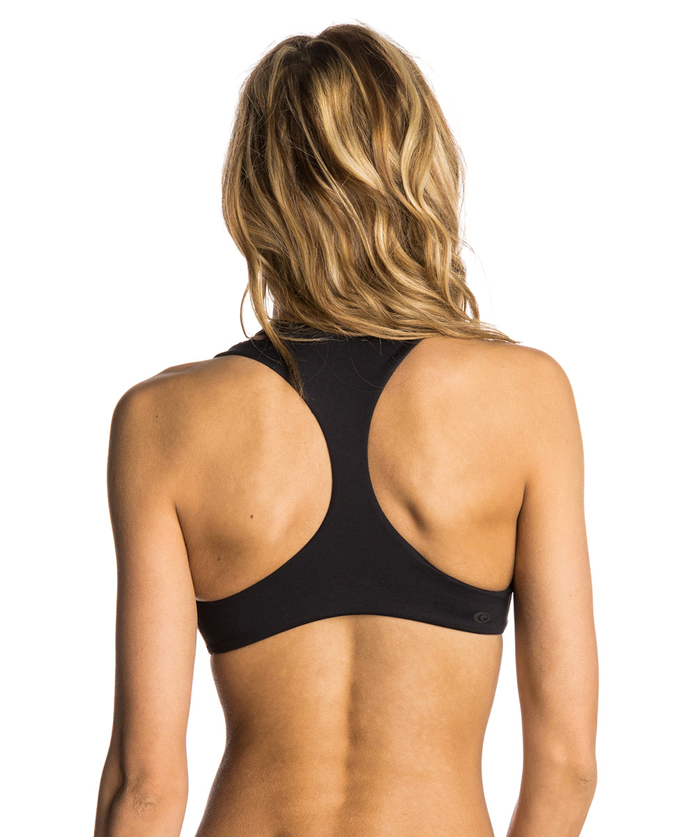 RIP CURL Maillot de bain Mirage line up high neck