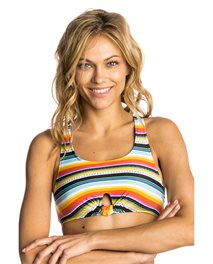Beach Bazaar Crop Top