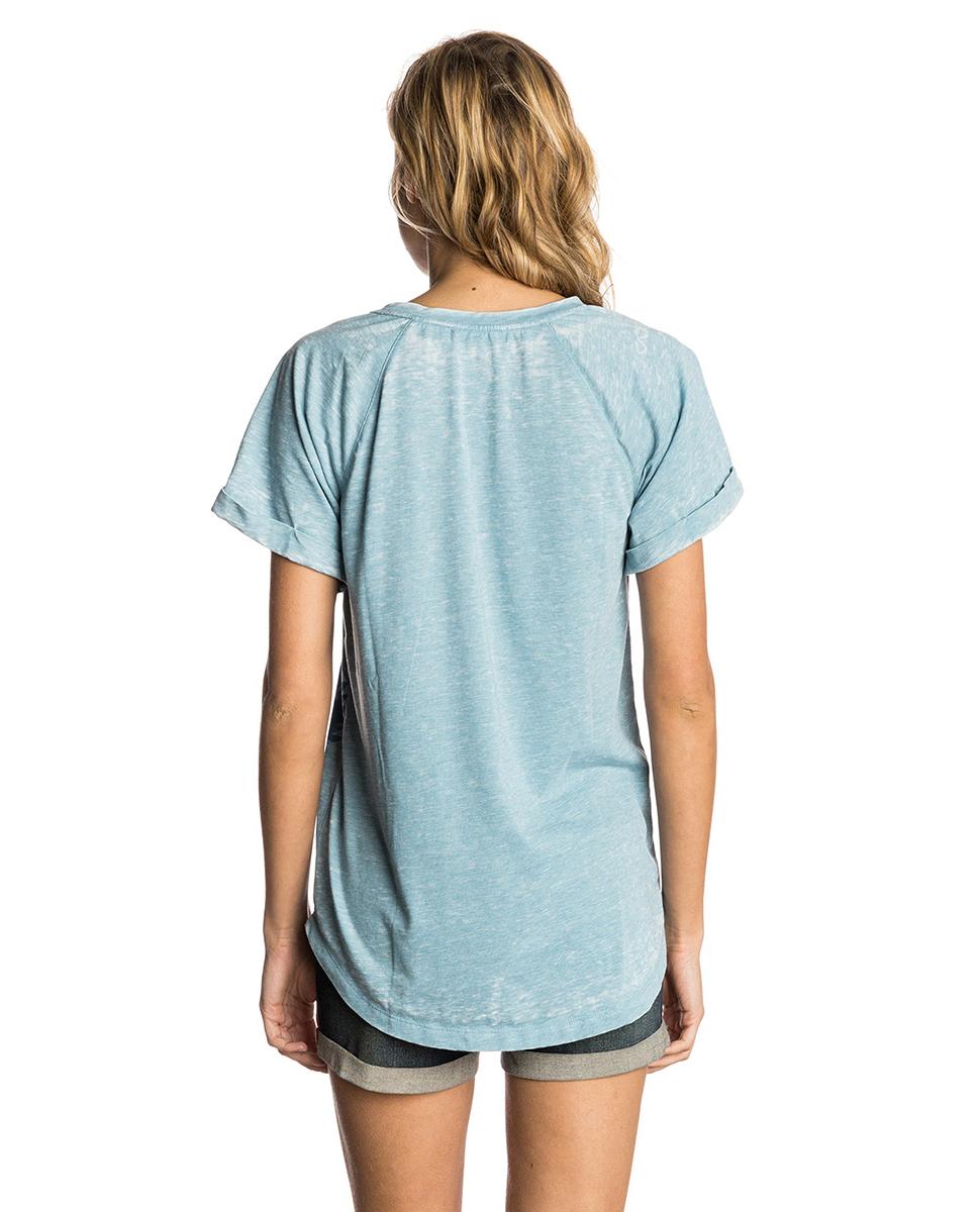 Graphic Raglan - T-Shirt für Damen - Blau Rip Curl