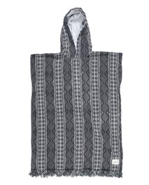 Black Sands Hooded Towel
