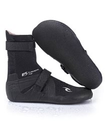 Flashbomb 5mm Round Toe Boots