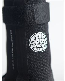 Flashbomb 5mm Round Toe boot