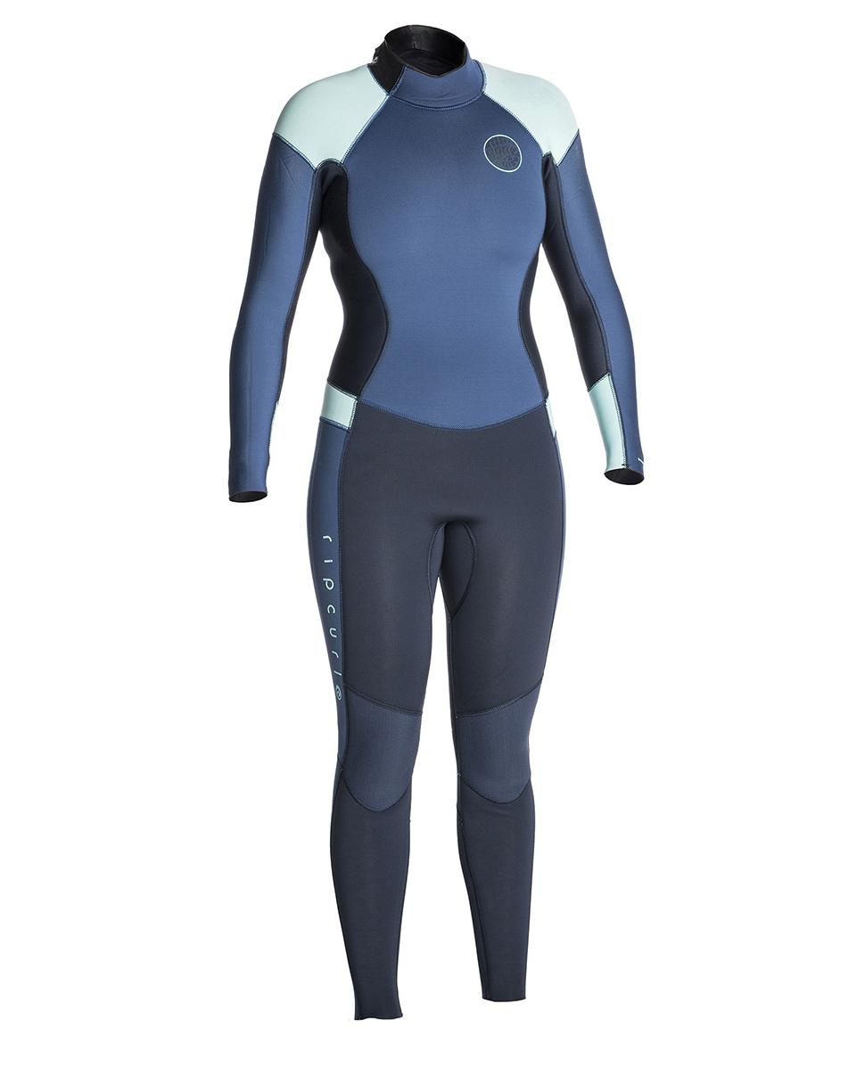 Women Dawn Patrol 4/3 Back Zip - Wetsuit