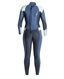 Women Dawn Patrol 4/3 Back Zip - Wetsuit