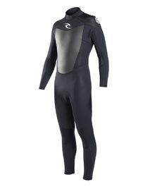 Omega 3/2 Back Zip Wetsuit Steamer