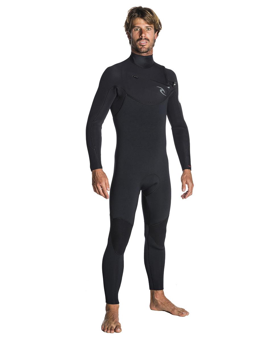 Dawn Patrol Chest Zip 4 3 - Wetsuit  1b9d13114