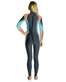 Women Dawn Patrol 5/3 Back Zip - Wetsuit