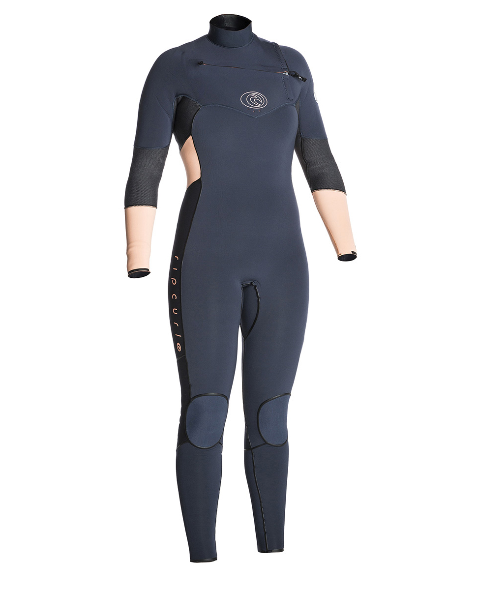 Women Flashbomb 5/3 Chest Zip - Wetsuit