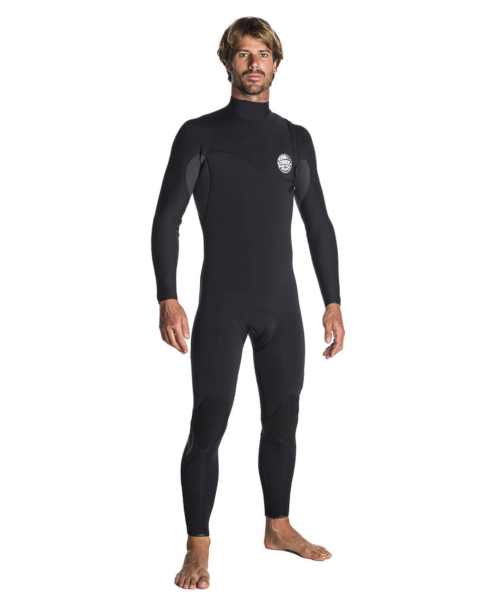 E Bomb Pro 5/3 Zip Free - Wetsuit