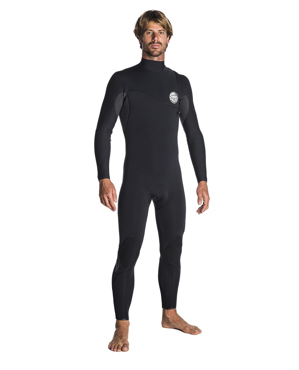 E Bomb Pro 4/3 Zip Free - Wetsuit