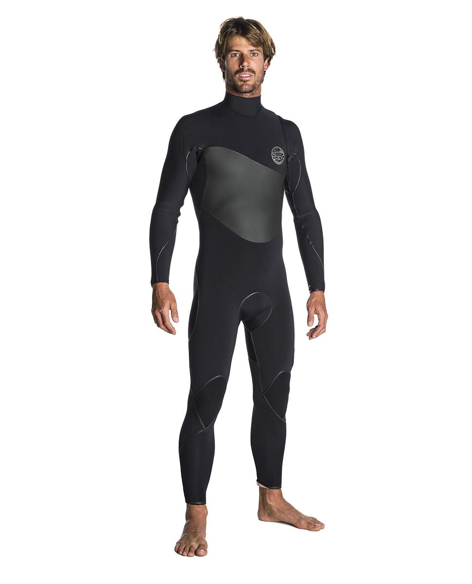 Flashbomb Plus 4/3 Zip Free - Wetsuit