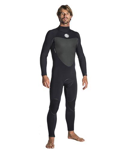 Flashbomb 4/3 Back Zip - Wetsuit