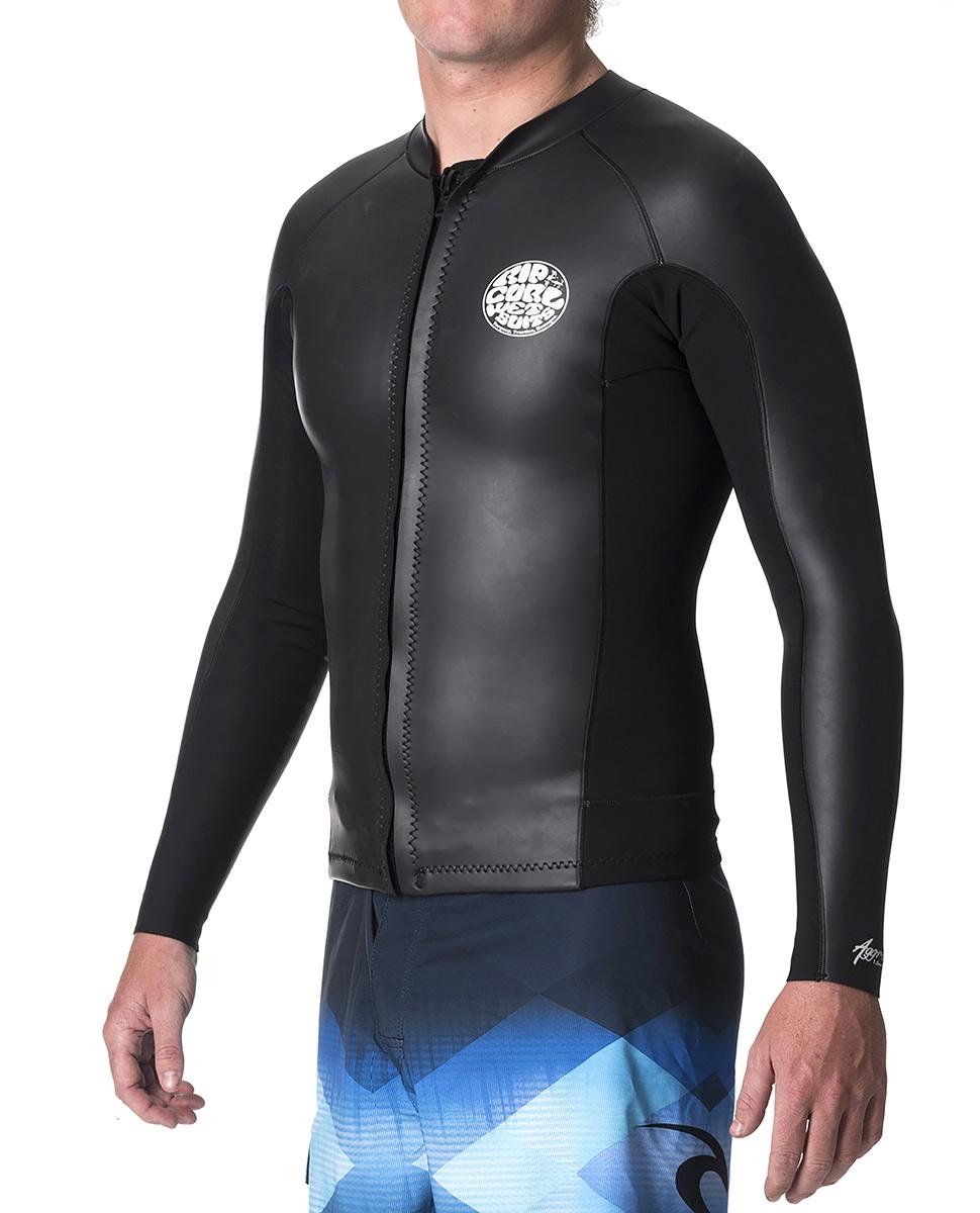 Aggro 1.5m Long Sleeve FrontZip Jacket