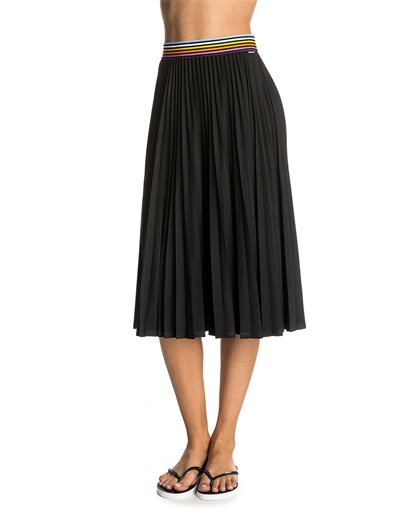 Surforama Maxi Skirt