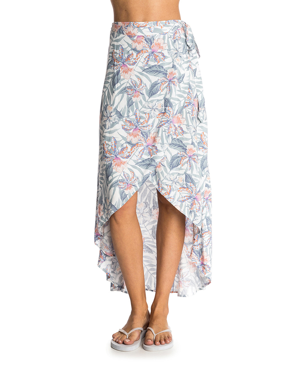 Tropic Tribe Maxi Skirt
