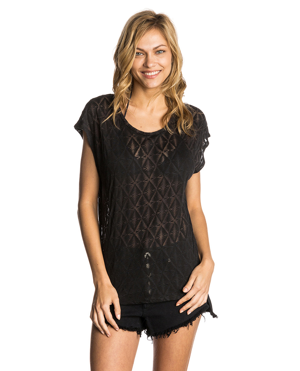 Clarkes T-Shirt black Rip Curl PpPPoq