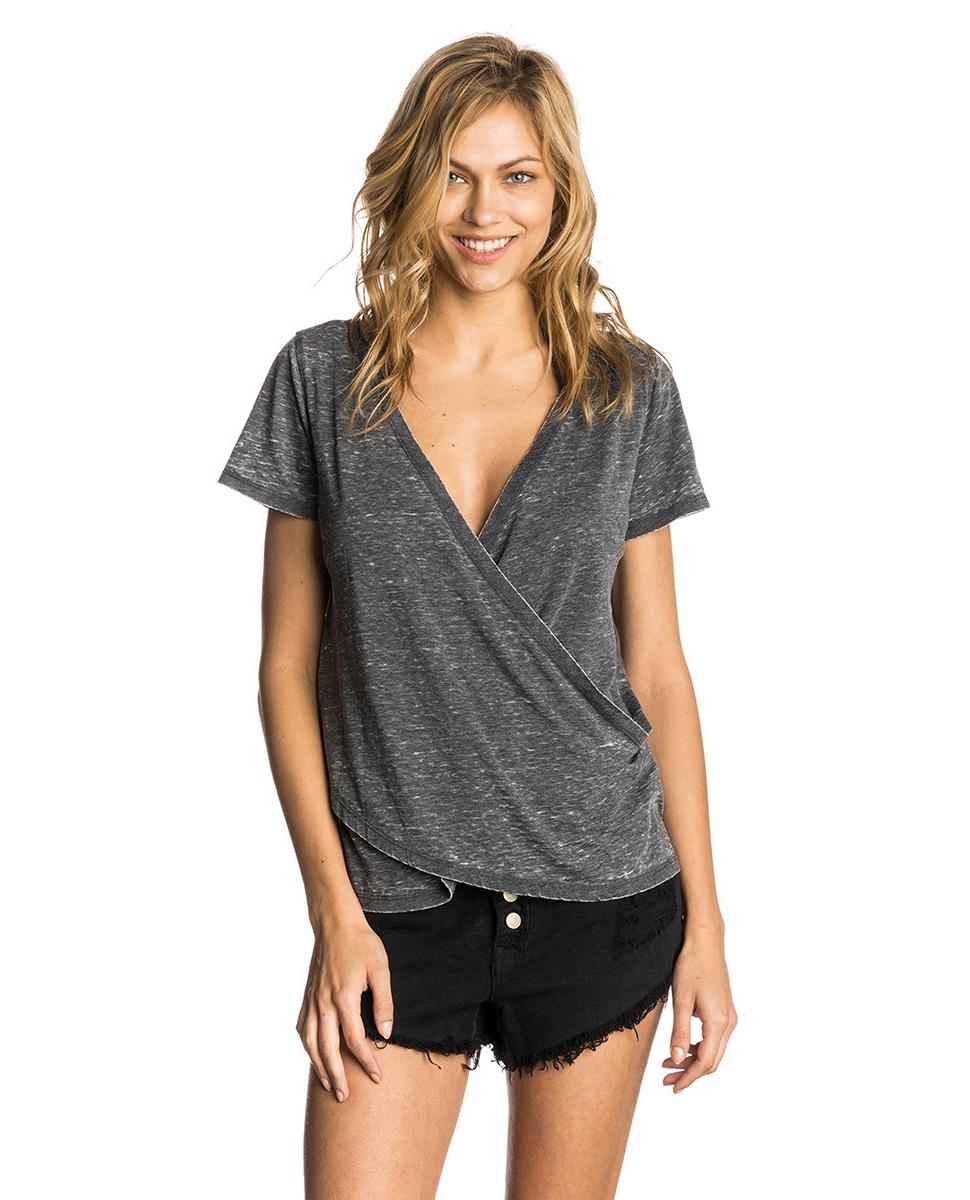 Queensland - T-Shirt für Damen - Weiß Rip Curl NX3qqW