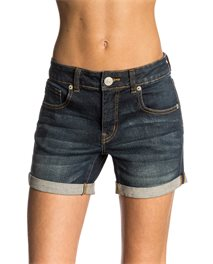 Last Tribe Denim Short