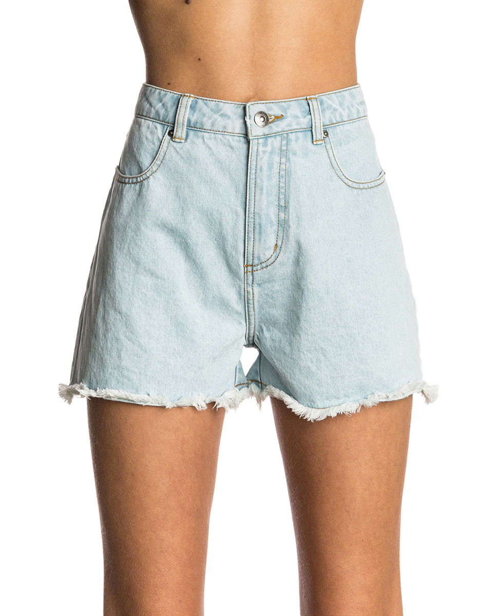 Hot Shot Denim Short