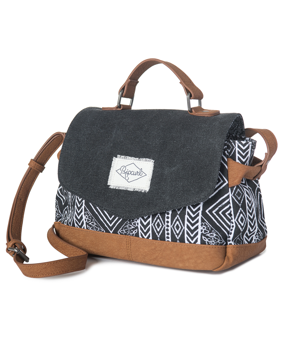 Rip Curl High Sands Shoulder Bag black Sacs à main