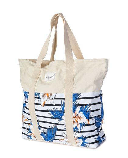 Stand Tote Hotshot Stripe bag