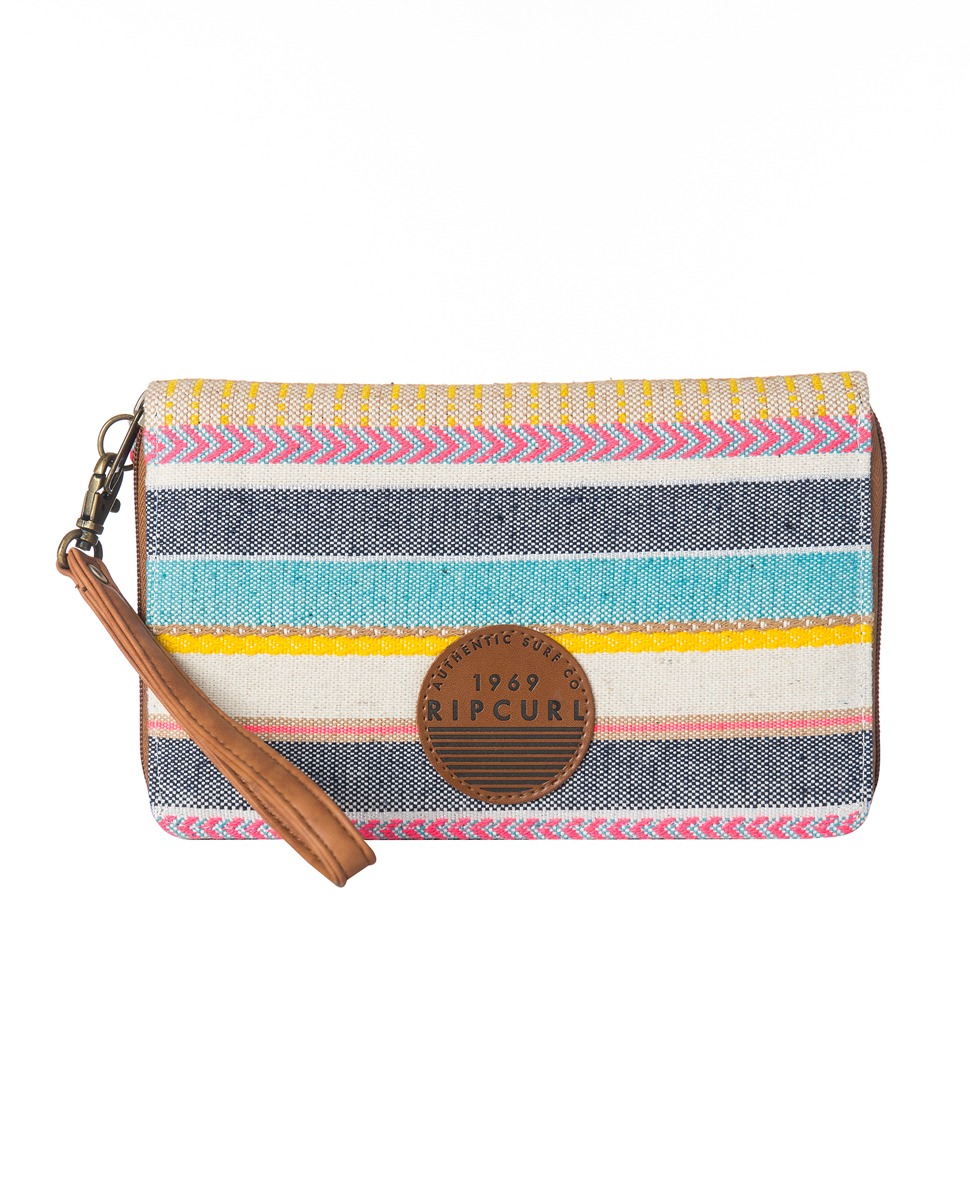 Rip Curl Portemonnee.Chela Oversized Wallet Ag Womens Beach Wallets Rip Curl Europe