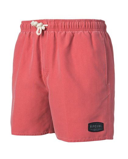 "Volley Solid 16"""" Boardshort"