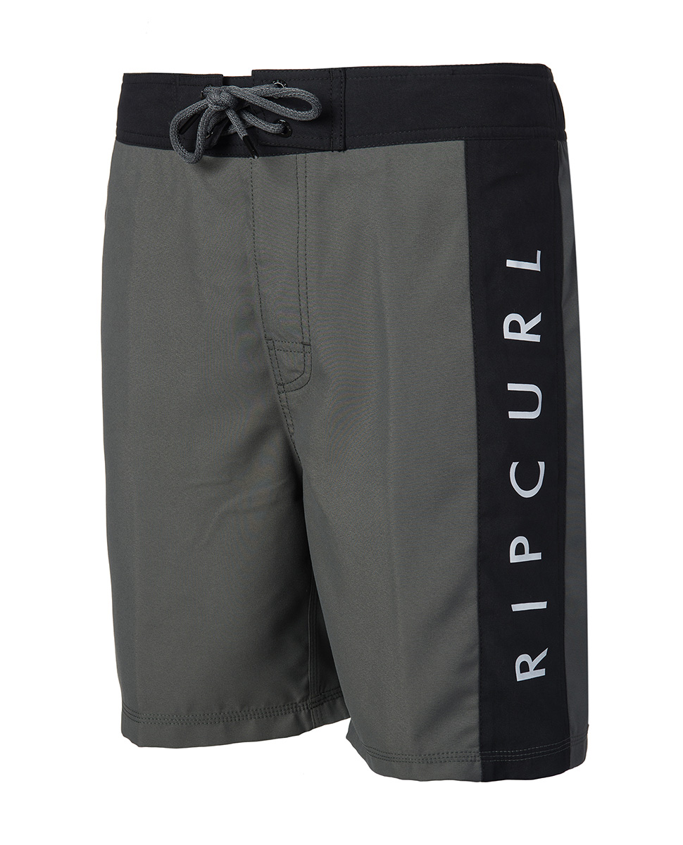 "Semi-Elasticated Authentic 19"""" Boardshort"