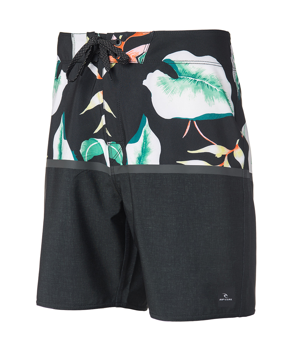 "Mirage Black Beach 18"""" Boardshort"