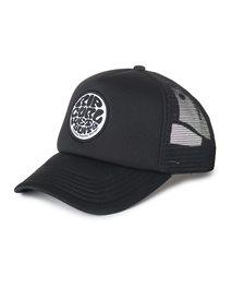 Wetty Curved Trucker Cap