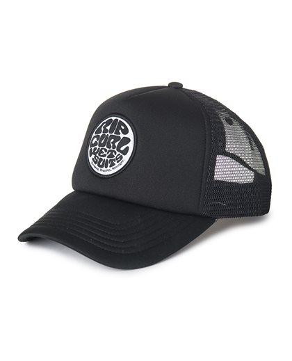 Wetty Curved Trucker Cap