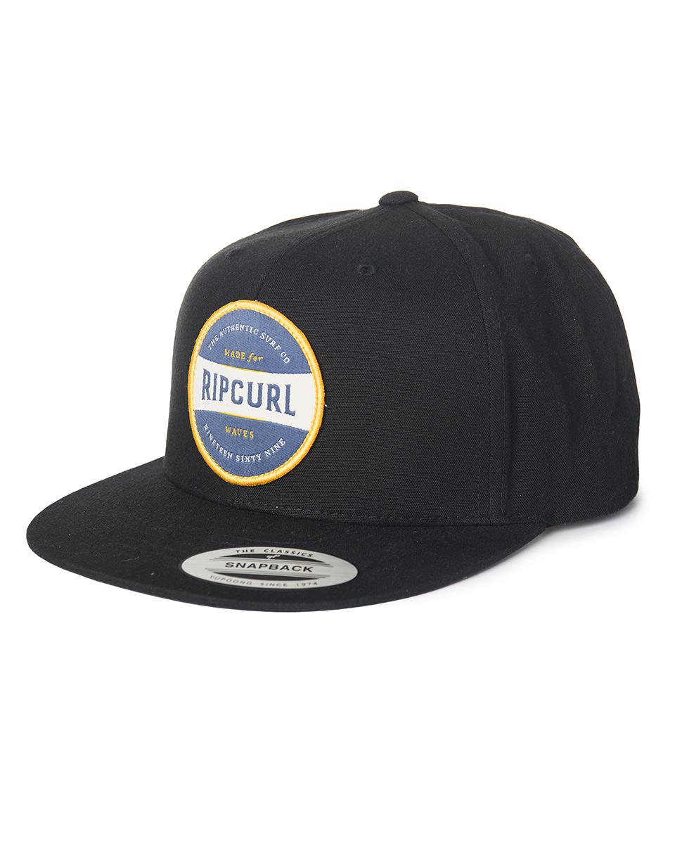 b5779aa9 Authentic Snapback Cap | Mens Headwear | Beach Hats | Rip Curl Europe  Online Store