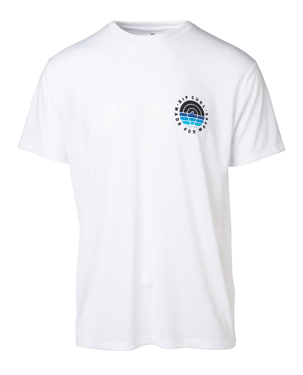 Made For Waves Tee | Mens T- Shirts | Beach & Surf Tees & Tee-shirts | Rip  Curl Europe Online Store