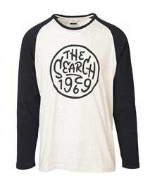 Raglan Search Tee