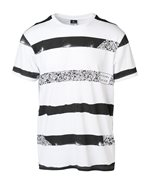 Broken Stripes Tee
