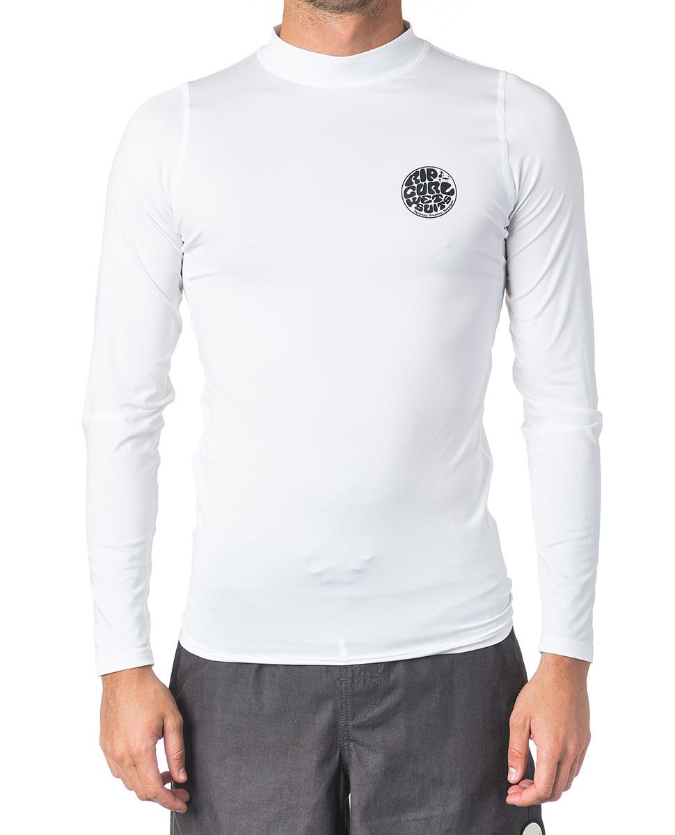 cortas de LSl Camiseta Corpo mangas UV TvnwO