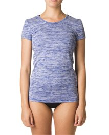 Womens Search Short Sleeve UV Tee