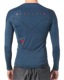 Bomb Long Sleeve UV Tee Rash Vest
