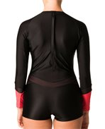 Long Sleeve Boyleg Uv Surfsuit
