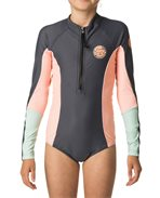 Girl Ls Uv Surfsuit