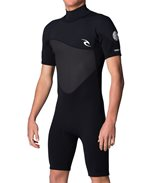Omega 1.5mm Short Sleeve - Springsuit