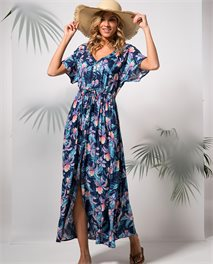 Tropic Tribe Maxi Dress